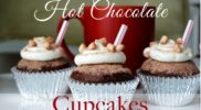 Easy Hot Chocolate Cupcakes (Box Mix Recipe)