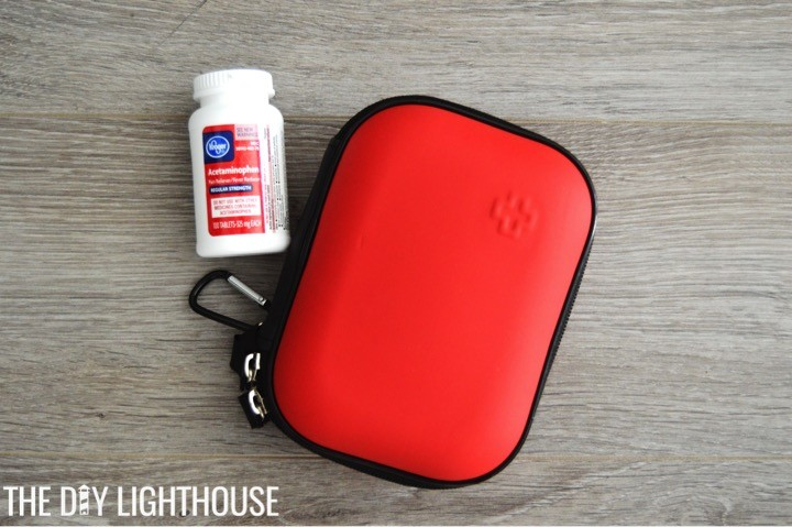 medicine-supplies-for-DIY Disaster Backpack: 72 Hour Backpack Kit for Emergency Preparedness