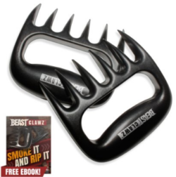 Gifts for him | Manly man gift ideas | Christmas gift or Fathers Day gift ideas for husband or dad | griller pulled pork shredder beast claws