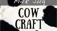 Milk Cow Craft Tutorial | DIY Kids Craft