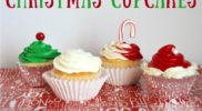 5 Christmas Cupcake Ideas | Cute Holiday Dessert