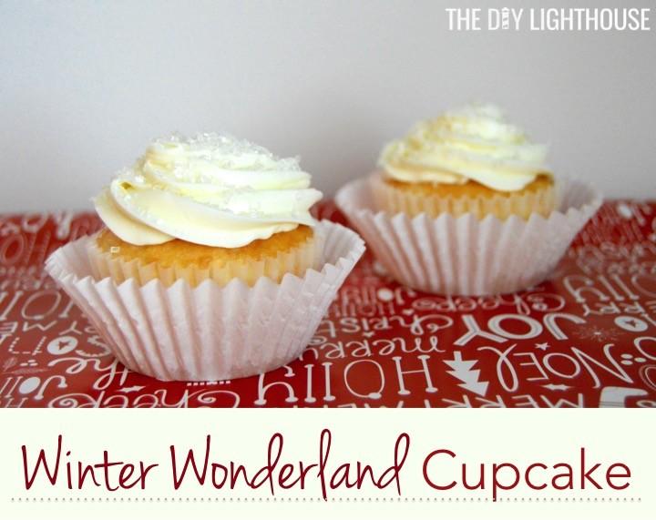 winter-wonderland-cupcake | Christmas cupcake ideas