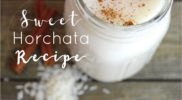 Horchata Recipe | Sweet Mexican Horchata