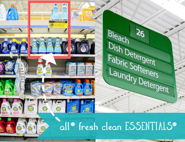 how to host a food fight all® fresh clean ESSENTIALS®