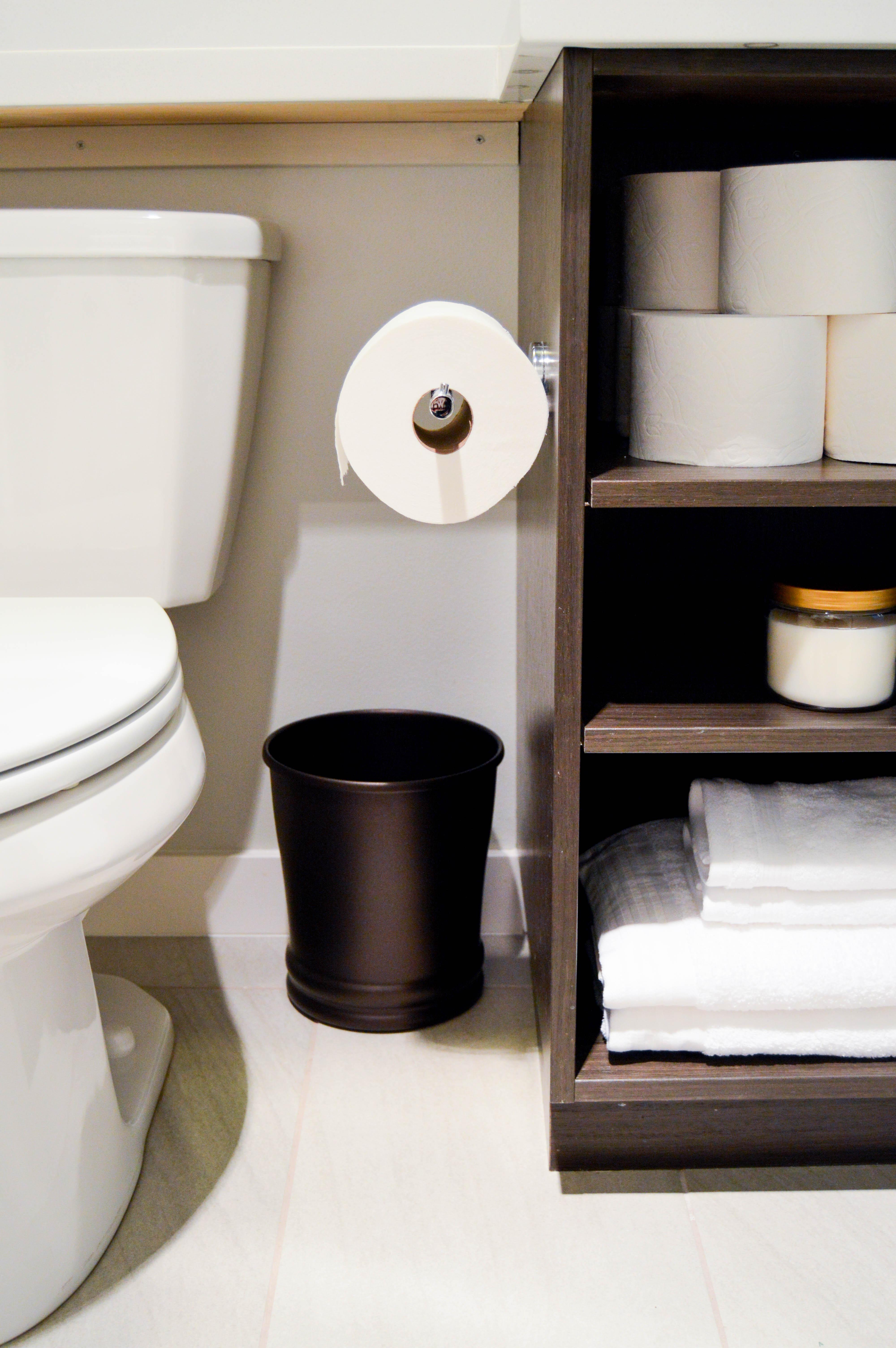Bathroom Summer Refresh | Classy Bathroom Home Decor
