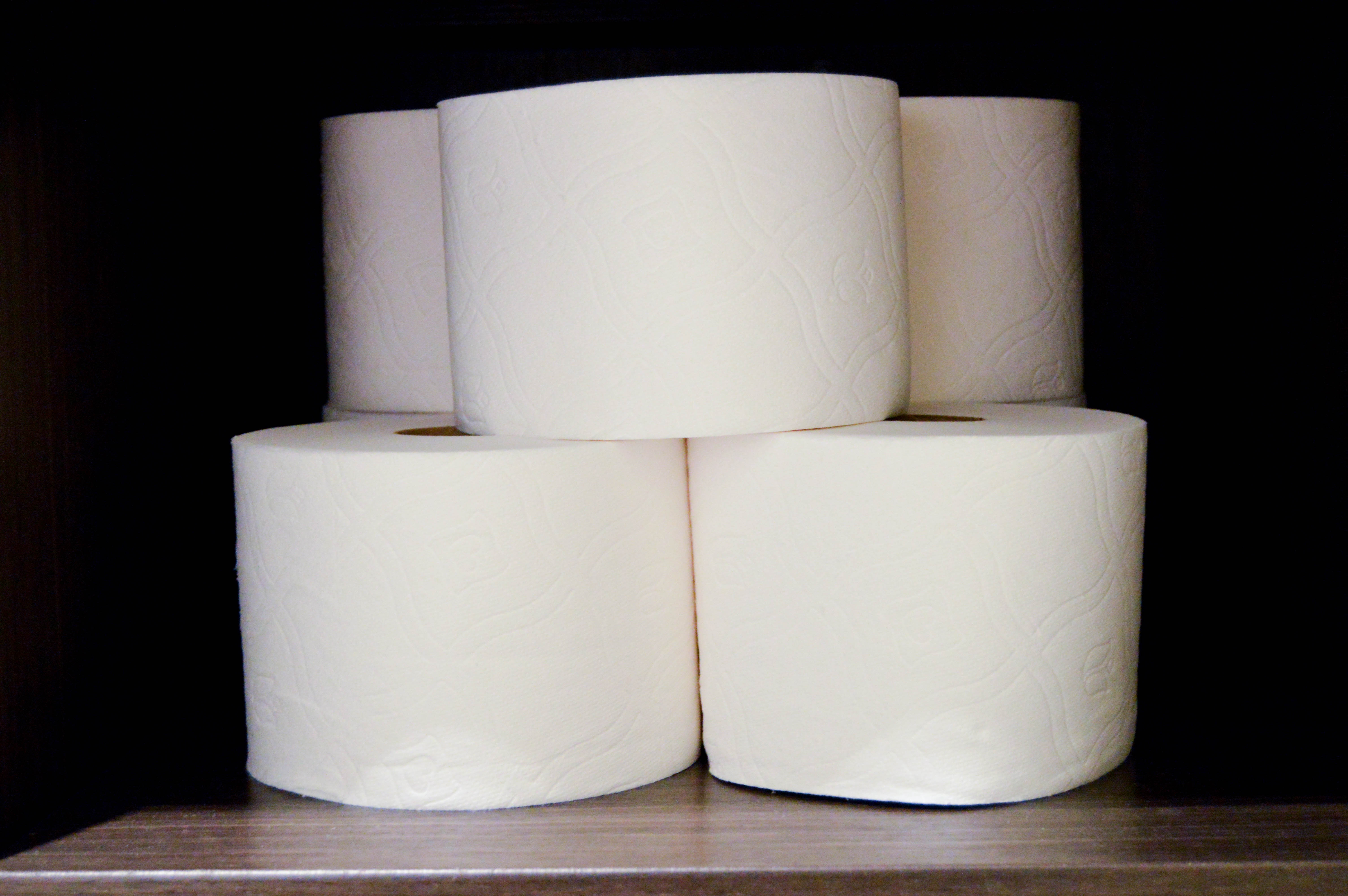 Quilted Northern toilet paper: Bathroom Summer Refresh