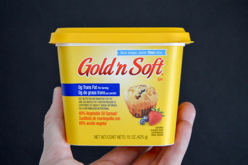 Gold 'n Soft buttery spread