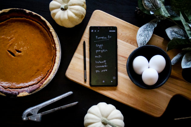Party Planning Hack for the Holidays pumpkin pie recipe