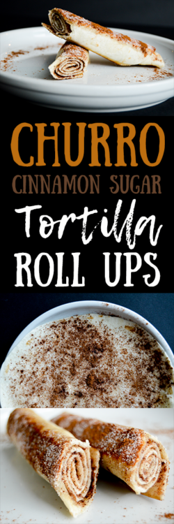 Cinnamon sugar tortilla roll ups recipe inspired by churros. These easy churro pinwheels make a tasty snack, appetizer, or treat for Cinco de Mayo. Simple 4 ingredient recipe that the kids will love!