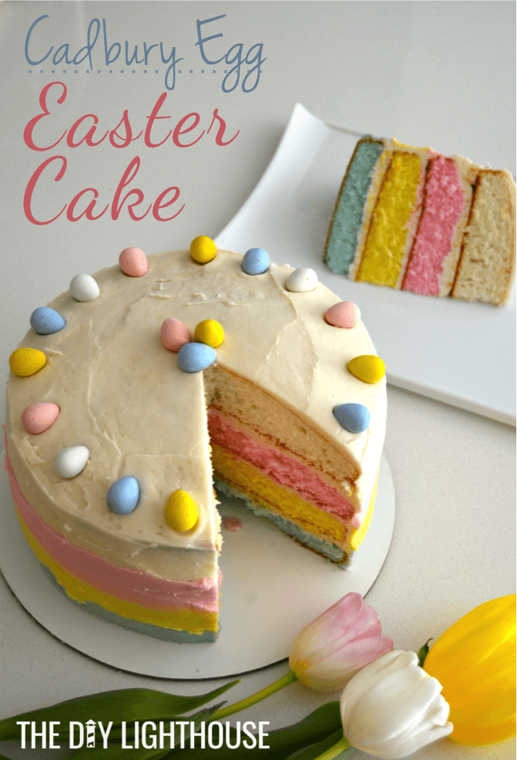 Only Have  Eggs For Cake Mix