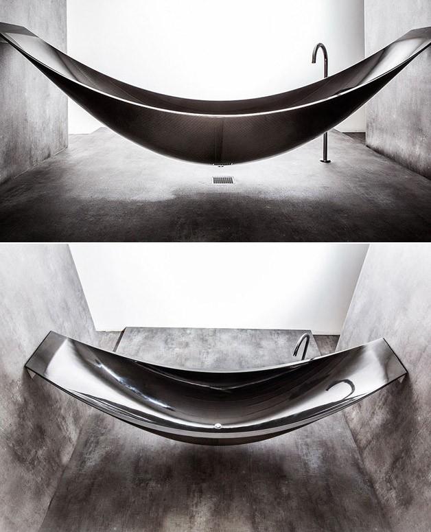 Bathtub Hammock
