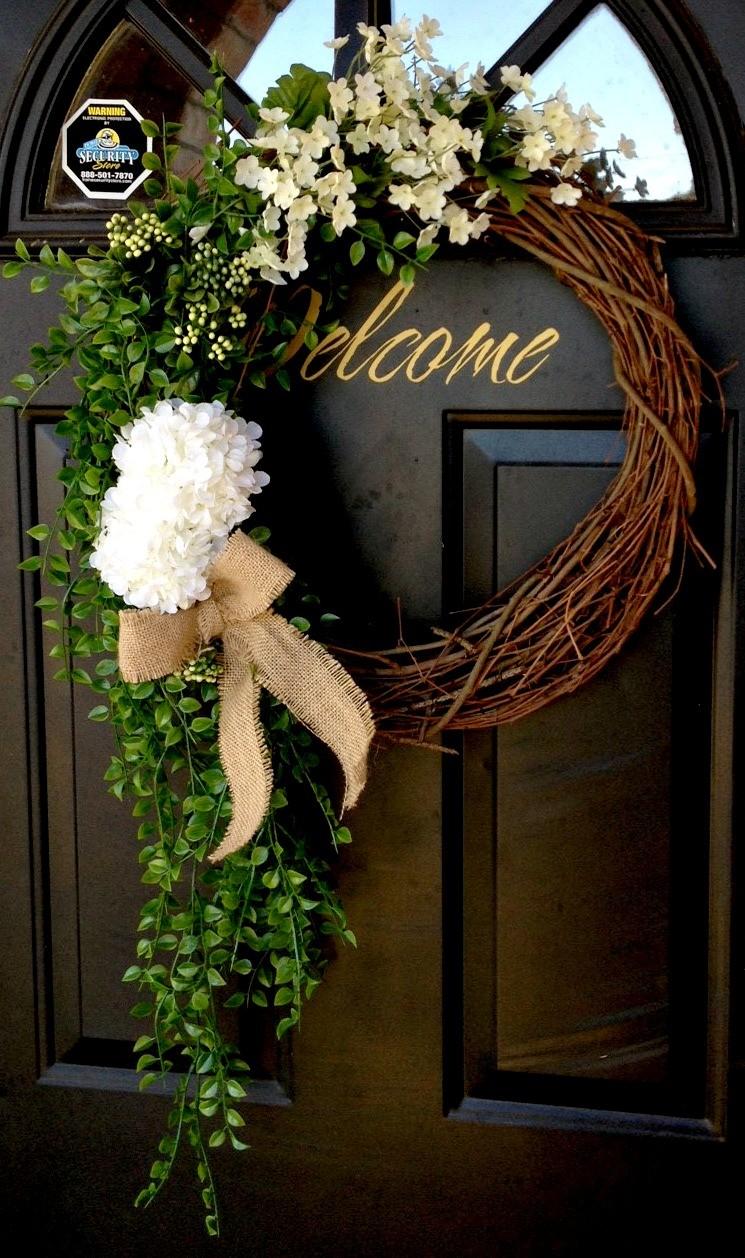 Diy Spring Summer Wreath Compilation The Diy Lighthouse