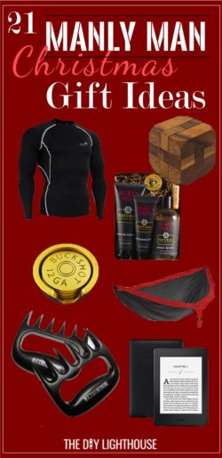 21 manly man christmas gift ideas - Man Gifts For Christmas