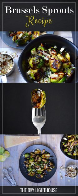 how to make brussel sprouts with balsamic vinegar