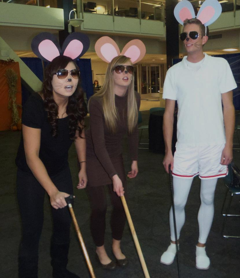 Three Blind Mice Costume Makeup Saubhaya Makeup