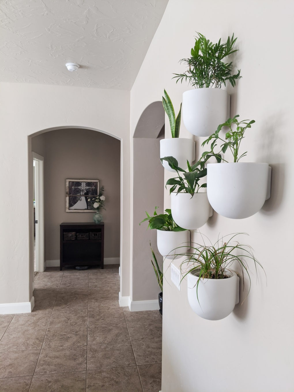 Indoor Plant Wall Modern Boho Planter Pots The Diy Lighthouse
